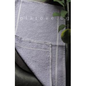 Домакинска кърпа - Бяло