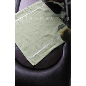Домакинска кърпа 30х30 - Зелено