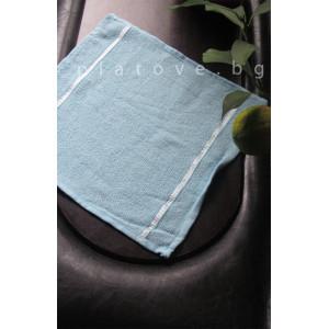 Домакинска кърпа 30х30 - Синьо
